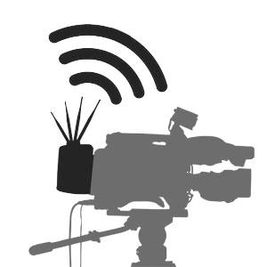 Беспроводная передача видео
